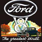 Ford V8 II by Mike Pesseackey (crimsontideguy)