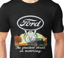 Ford V8 II Unisex T-Shirt