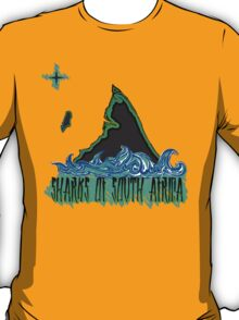 The Coast of Sharks T-Shirt
