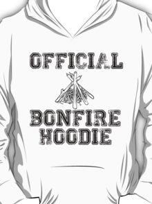 Official Bonfire Hoodie T-Shirt