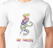 Happy Alien Unisex T-Shirt