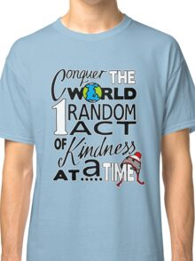 Acts of Kindness (white outline) Classic T-Shirt