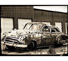Rustic Adventure Photographic Print