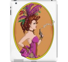 Madam of Her House iPad Case/Skin