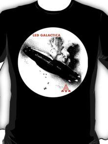 Led Galactica (dark shirt edition) T-Shirt