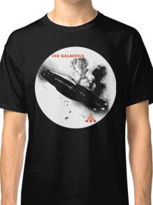 Led Galactica (dark shirt edition) Classic T-Shirt