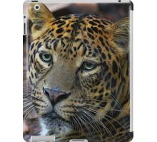 Leopard Painted iPad Case/Skin