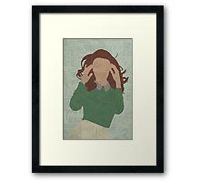 Cassandra Cillian - The Librarians Framed Print
