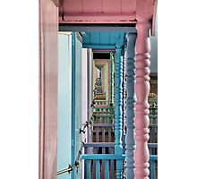 Beach Huts, Mersea Island  Photographic Print