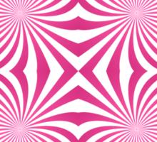 Pink hypnosis Sticker