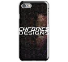 chronics designs iPhone Case/Skin