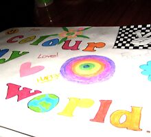 Colour my world by Alex Bypost