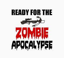 READY FOR THE ZOMBIE APOCALYPSE Men's Baseball ¾ T-Shirt