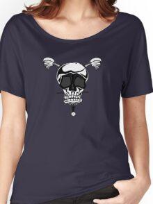 Baseball Skulls inc. Logo Women's Relaxed Fit T-Shirt