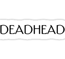 Grateful Dead 50th Anniversary - Deadhead Sticker