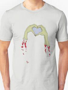 zombie hands T-Shirt