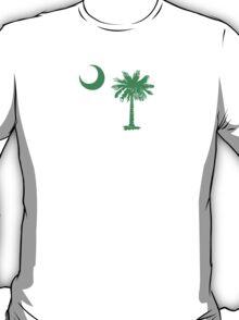 Green Palmetto Moon T-Shirt