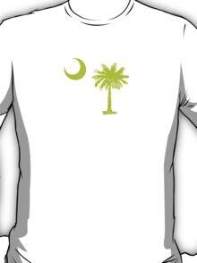 Key Lime Green Palmetto Moon T-Shirt
