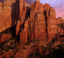 Sedona Sunset by Varinia   - Globalphotos