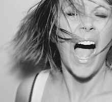 Scream by Glennis  Siverson