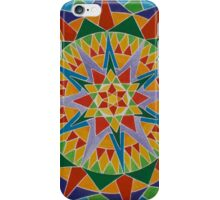 Rainbow Burst iPhone Case/Skin