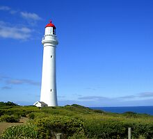 Aireys Inlet Lighthouse - Great Ocean Road by Chris Kean