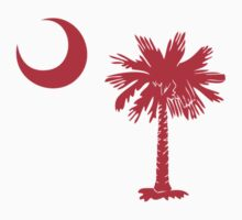 Red Palmetto Moon by Carolina Swagger