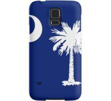 White Palmetto Moon Samsung Galaxy Case/Skin