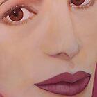 Brown-eyed Girl by Susan van Zyl