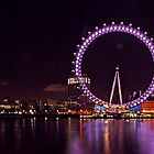 London Eye - London, England by pms32