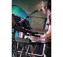 We Are Scientists Photographic Print