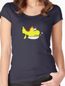 Yushi Women's Fitted Scoop T-Shirt