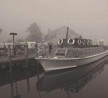 Miss Cumbria, Becalmed!! by Billlee