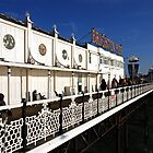 Palace Pier - Brighton, England by pms32