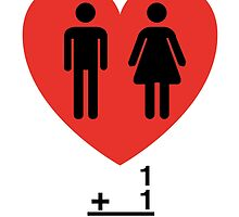 One Love Fits All (Male/Female) by Catfink
