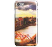 Salford Quays iPhone Case/Skin