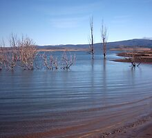 "Lake Eucumbene ""Beach"" - Winter 2006 by eucumbene"