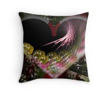 Spiral In Love Throw Pillow