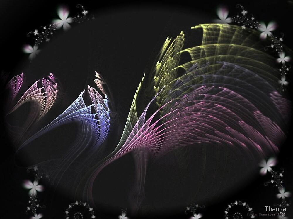 Magic Wings by Thanya