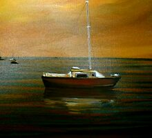 Yachting by Cherie Roe Dirksen