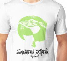 """Smokestack Lightnin """"Parrot"""" Unisex T-Shirt"""