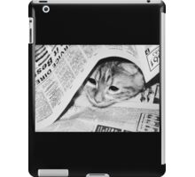 Max ~ looking for Garfield :) iPad Case/Skin