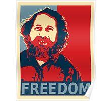 Richard Stallman Poster