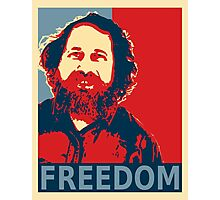 Richard Stallman Photographic Print