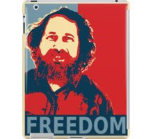 Richard Stallman iPad Case/Skin