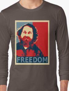 Richard Stallman Long Sleeve T-Shirt