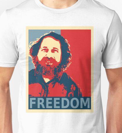 Richard Stallman Unisex T-Shirt