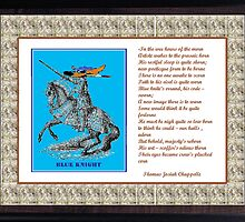 Blu Knite & Prosaic Horn by Thomas Josiah Chappelle