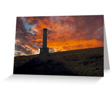 Peel Monument Greeting Card