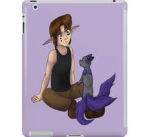 "Lance and Attra ""TLH"" iPad Case/Skin"